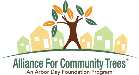 Alliance for Communiy Trees Logo