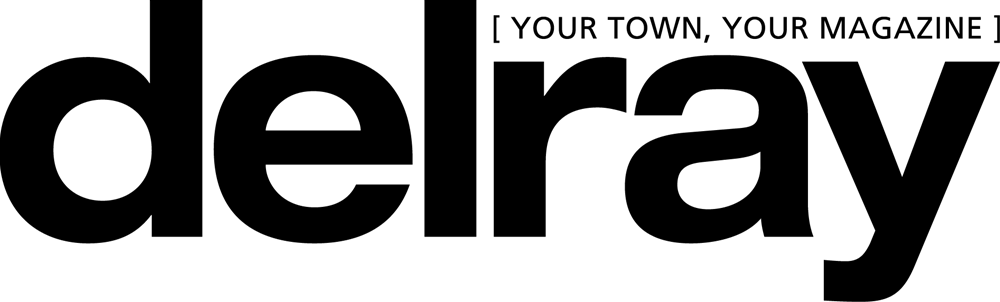 Delray Magazine Logo