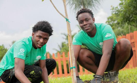Youth Tree Team